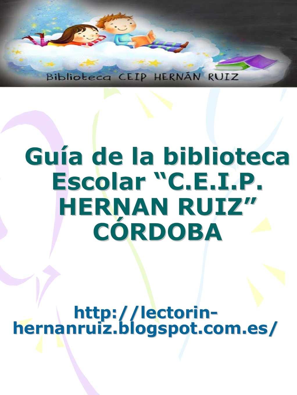 Guía De La Biblioteca Escolar HR