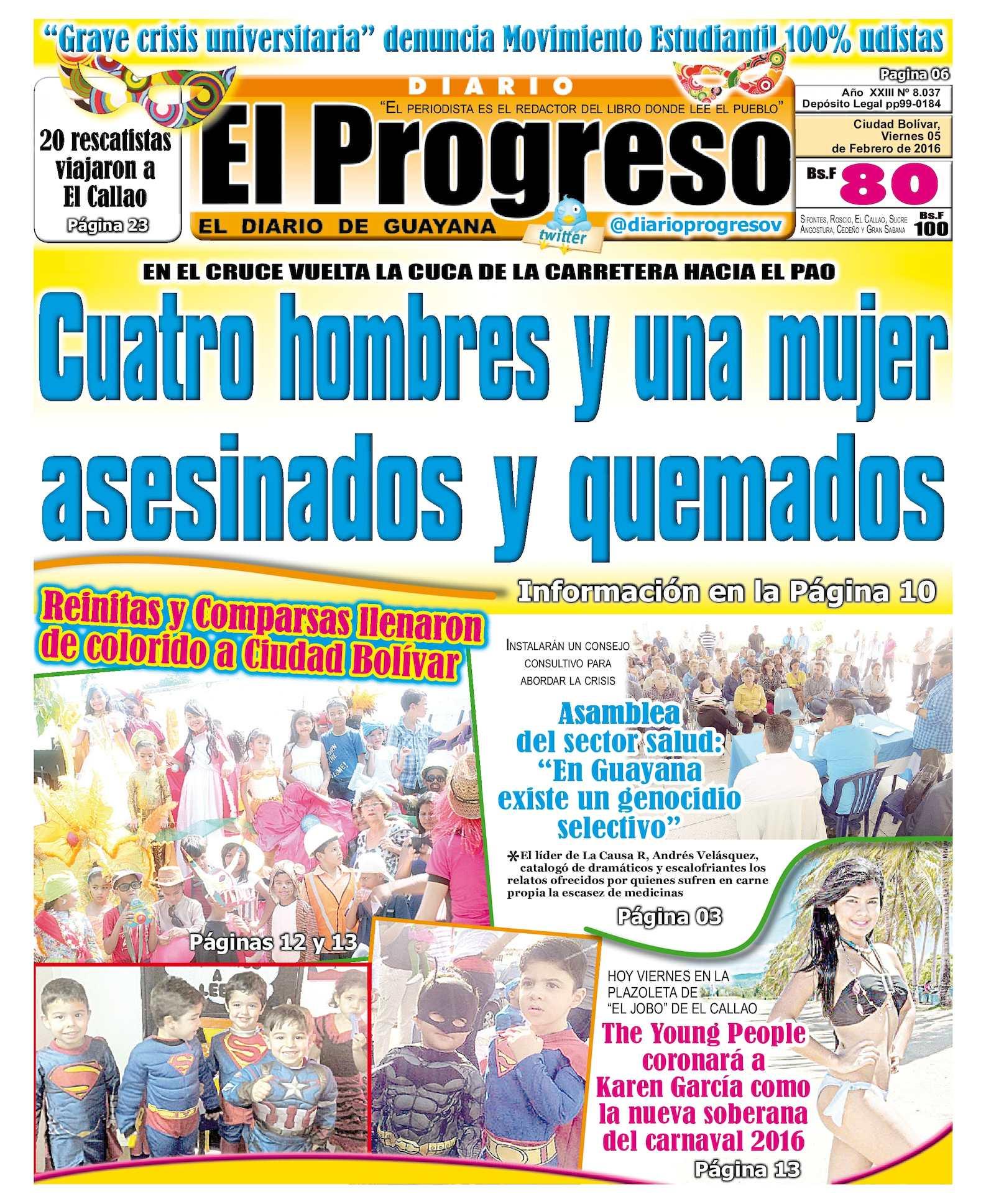1943d237571fb Calaméo - DiarioelprogresoEDICIÓNDIGITAL 05-02-2016