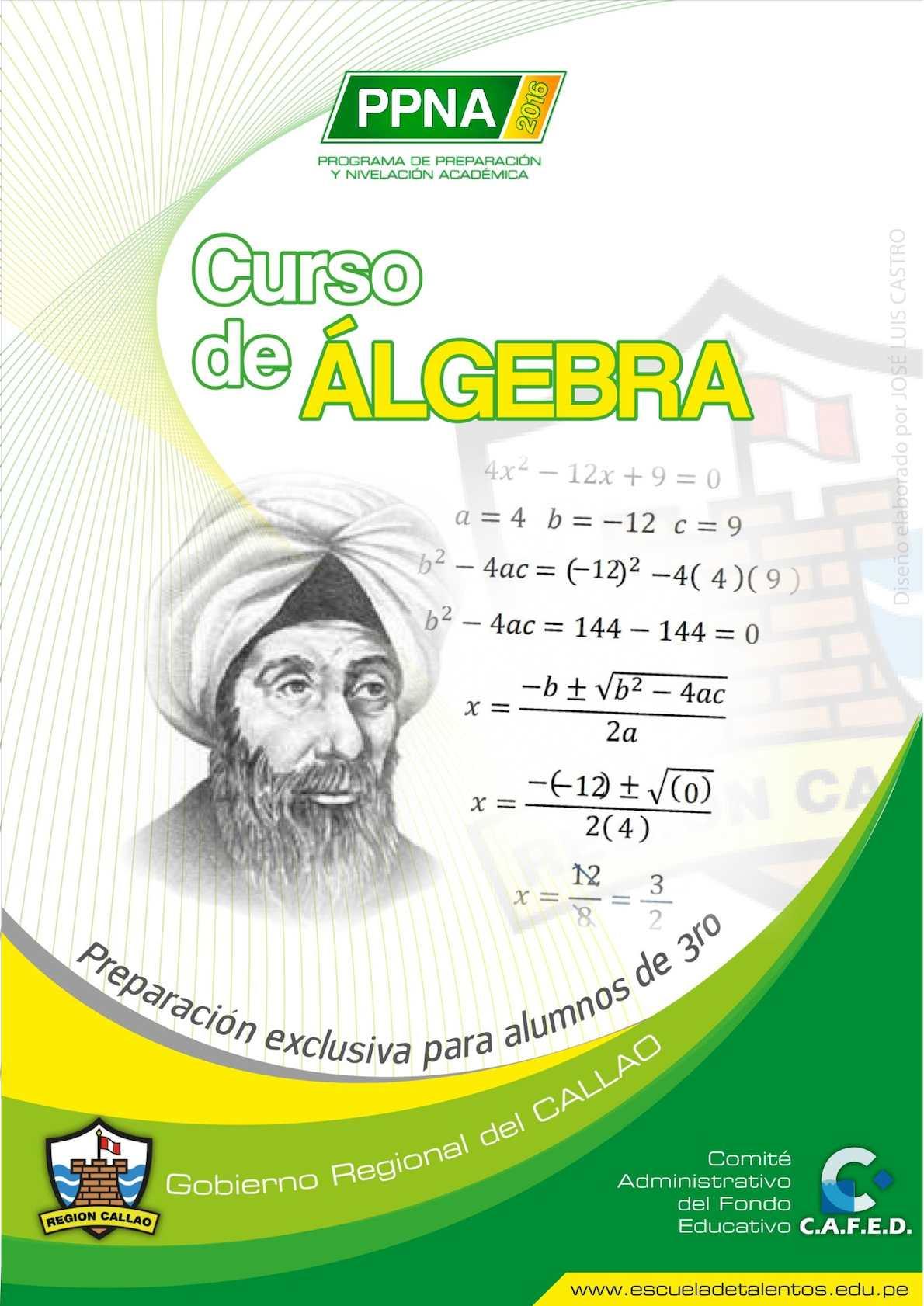 Foro N° 04 De Álgebra PPNA 2016