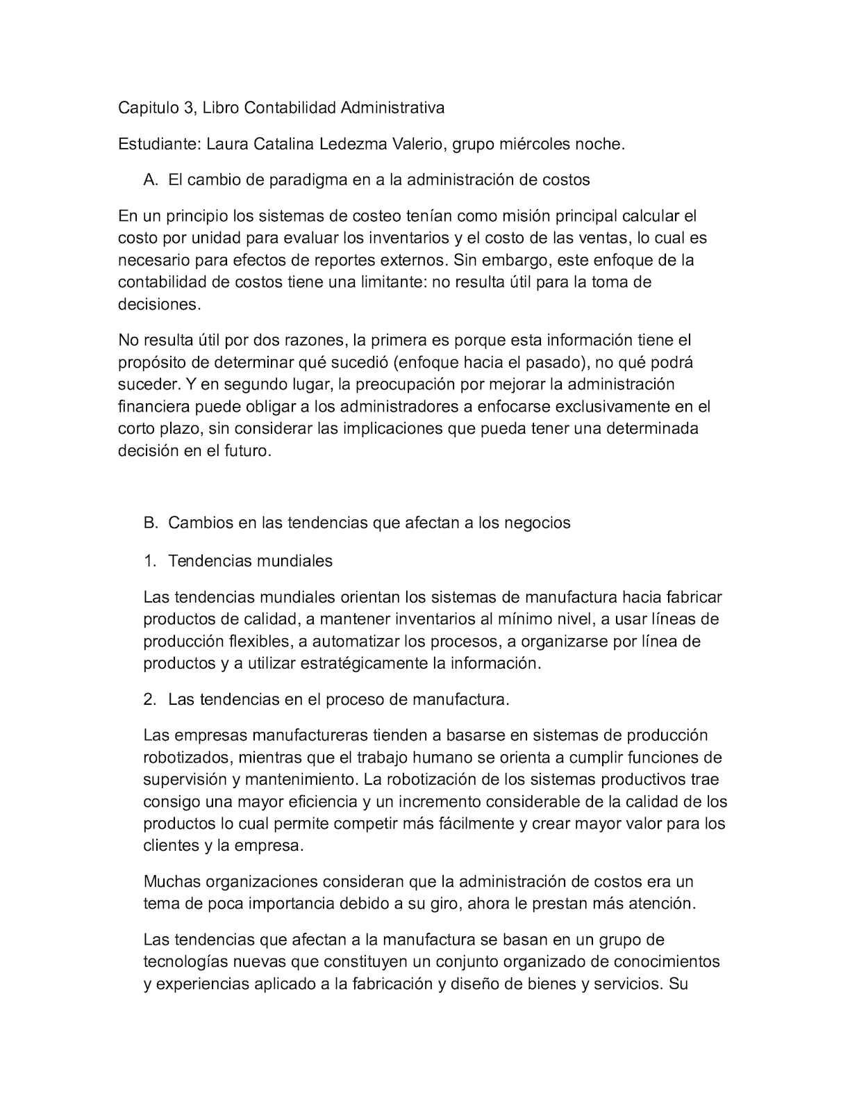 Calaméo - Resumen Capitulo 3 Contabilidad Administrativa