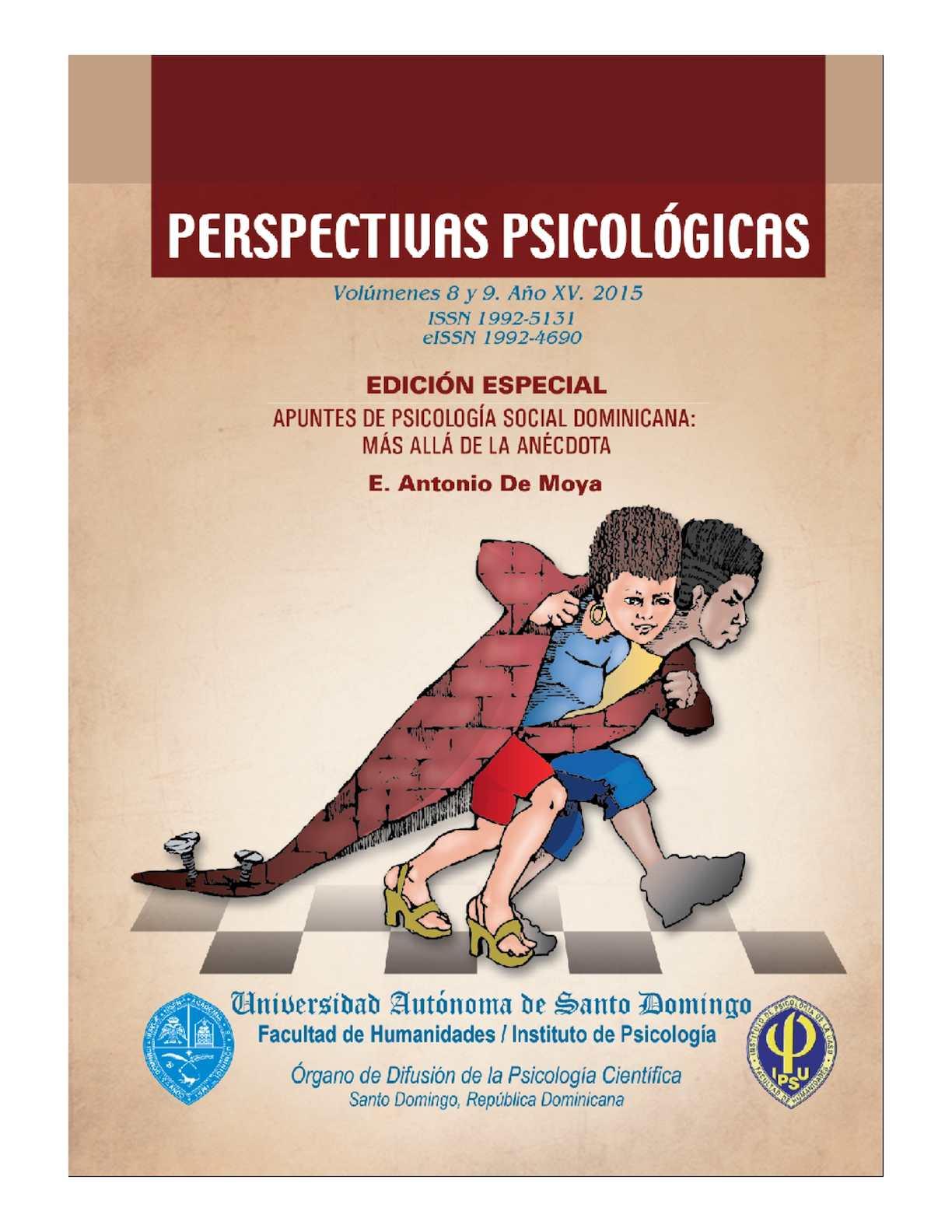 Revista Perspectivas Psicológicas 2015