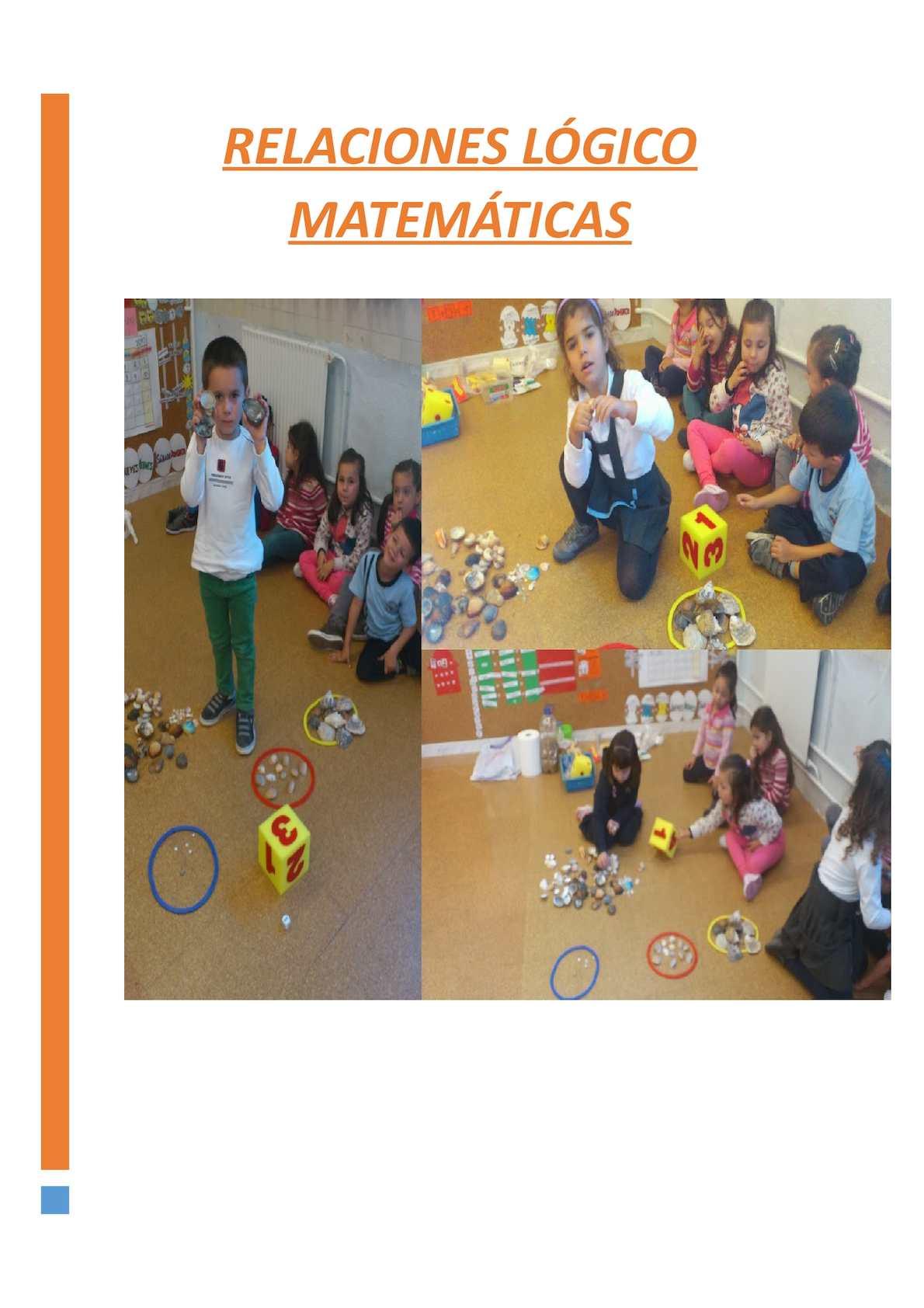 Relaciones Lógico Matemáticas,,,,,,