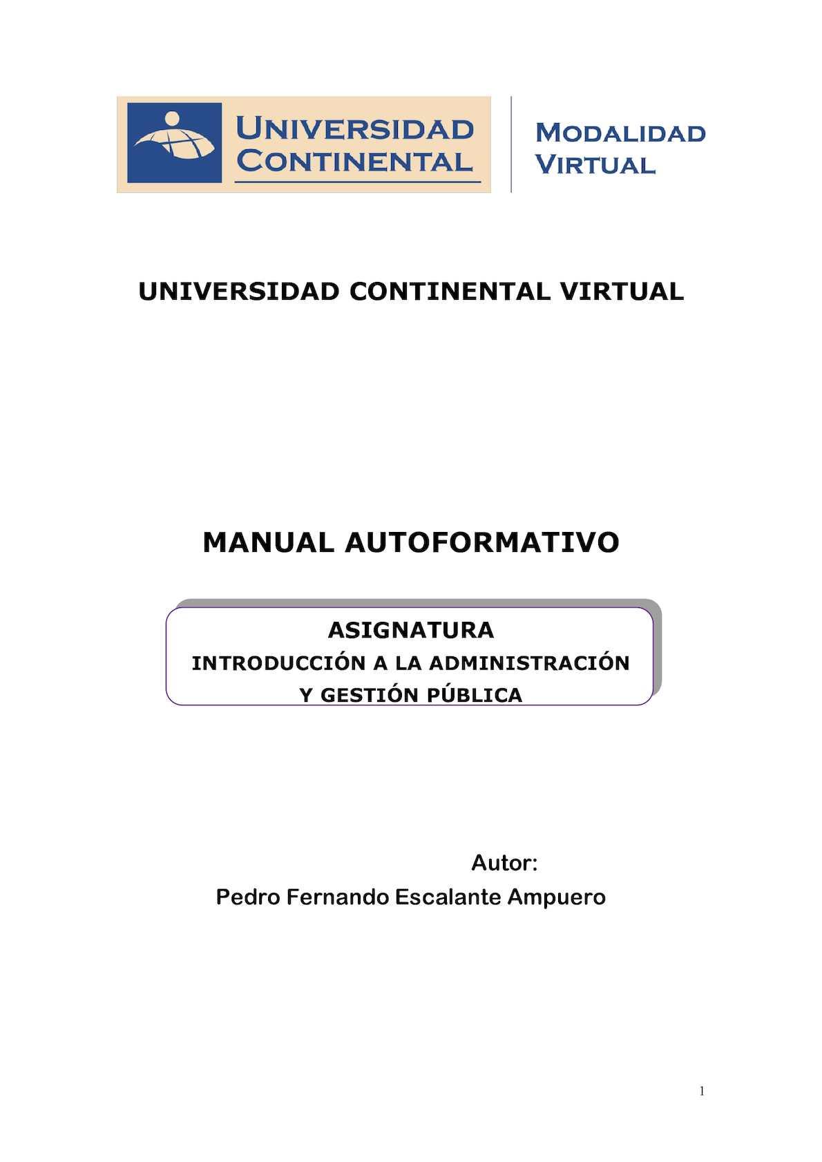 Calaméo - Manual De Introducción Adminsitracion Y Gestión Publica