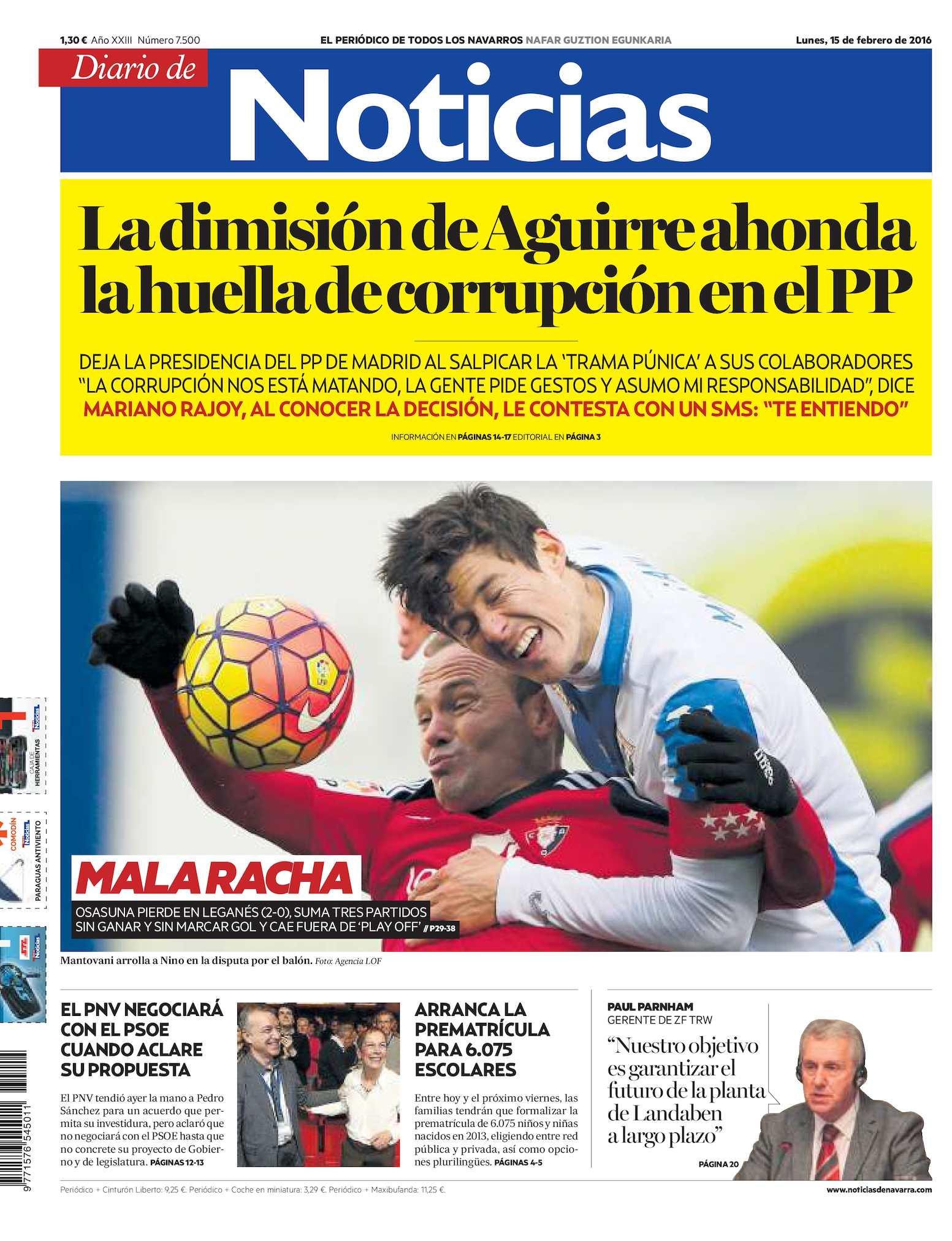 Calaméo - Diario de Noticias 20160215