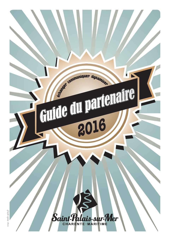 Calam o guide partenaires 2016 - Saint palais sur mer office du tourisme ...