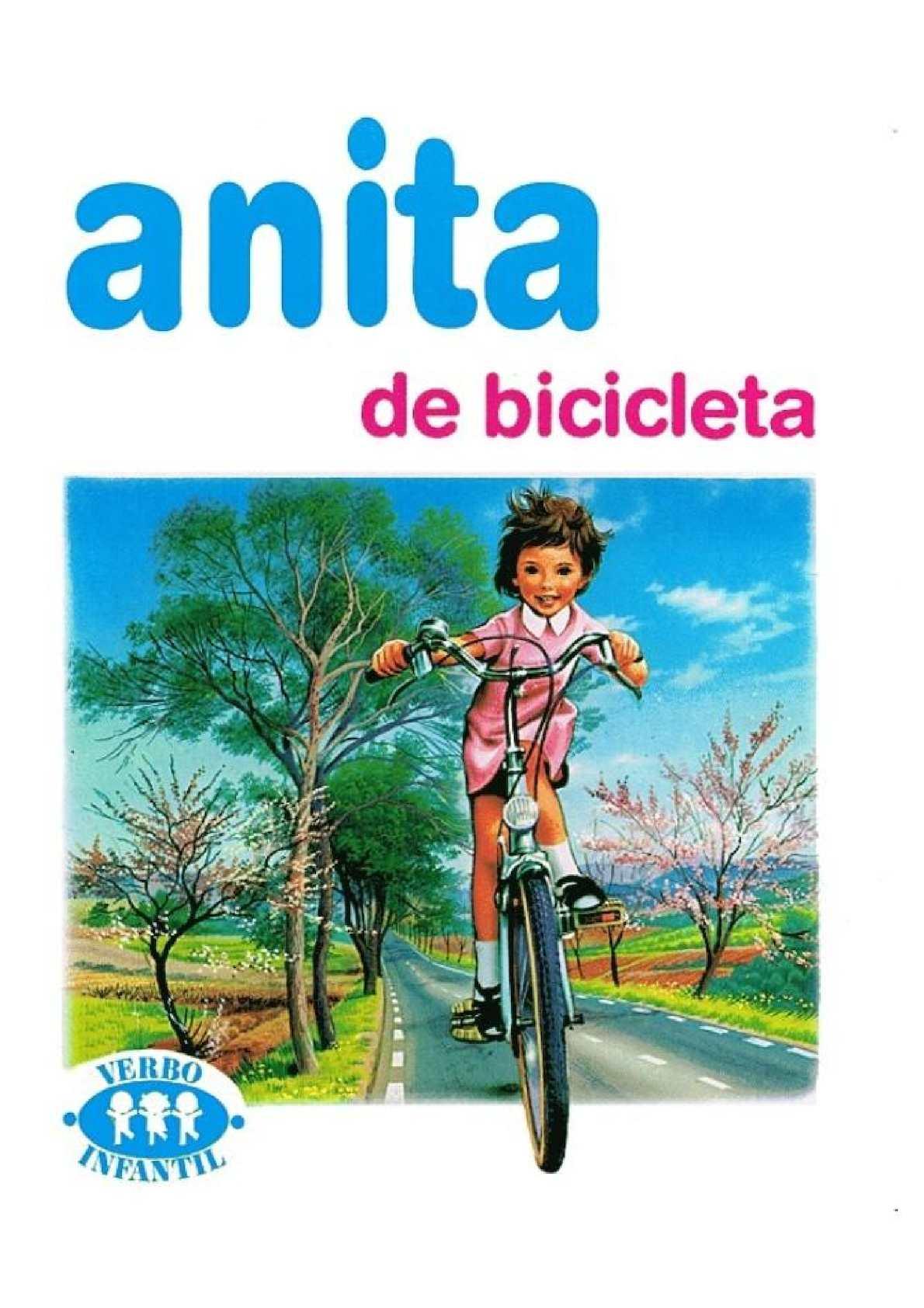Anita De Bicicleta