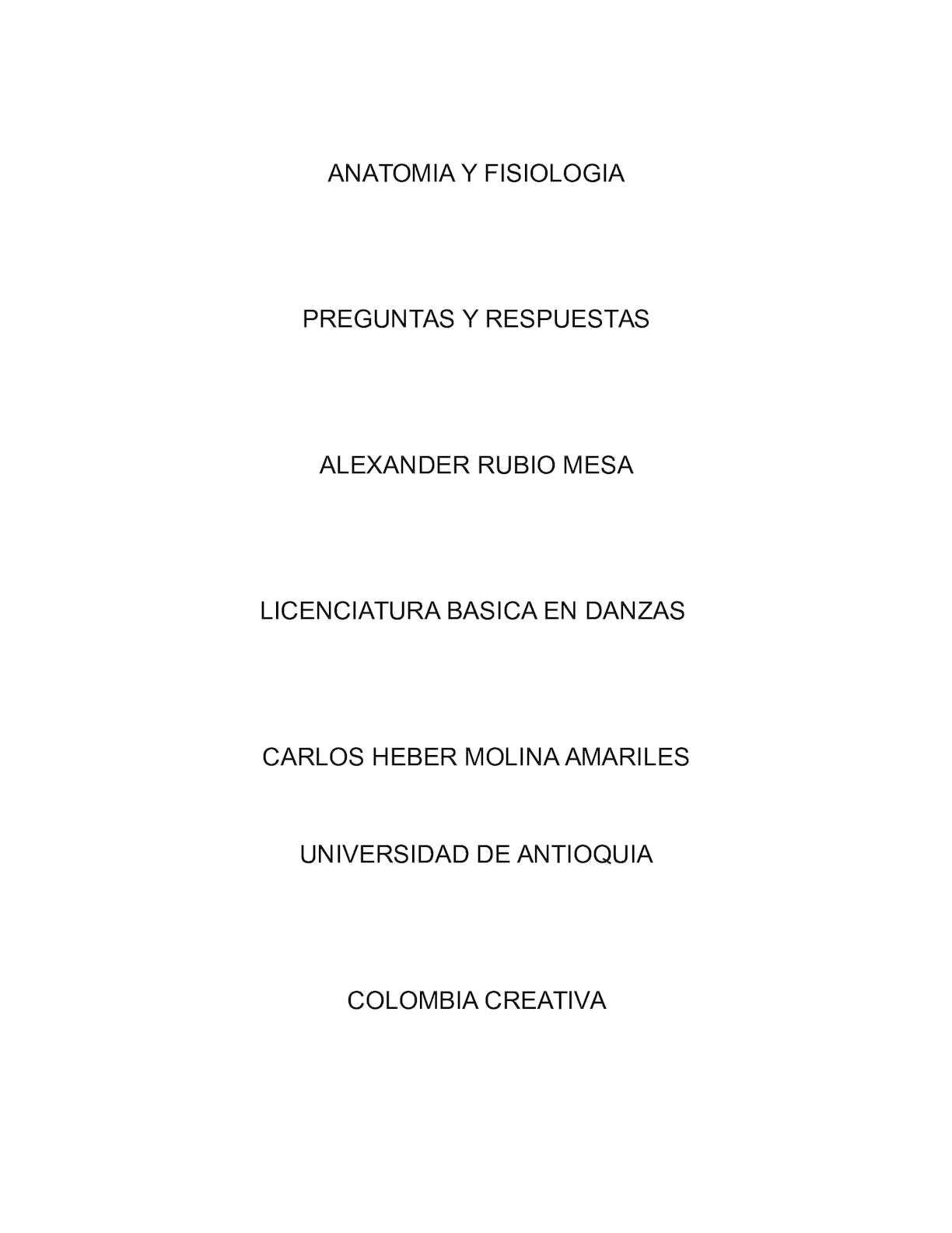 Calaméo - ANATOMIA Y FISIOLOGIA