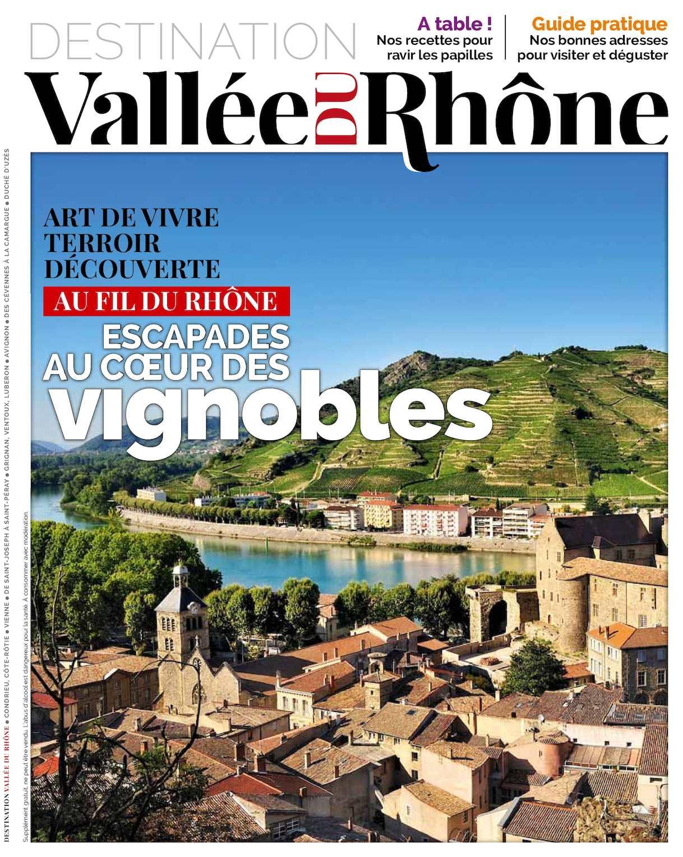 Destination Vallée Du Rhône