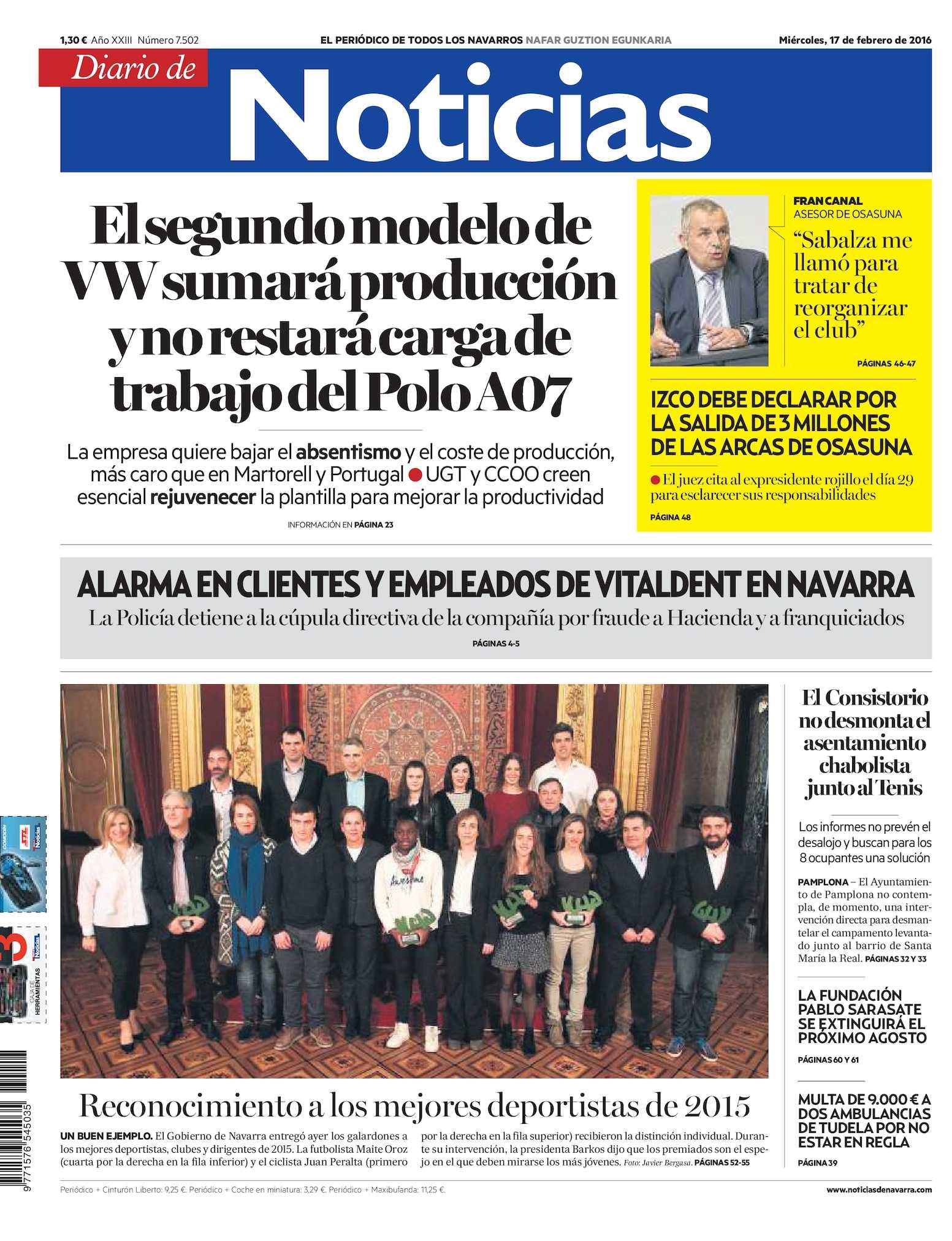 Calaméo - Diario de Noticias 20160217