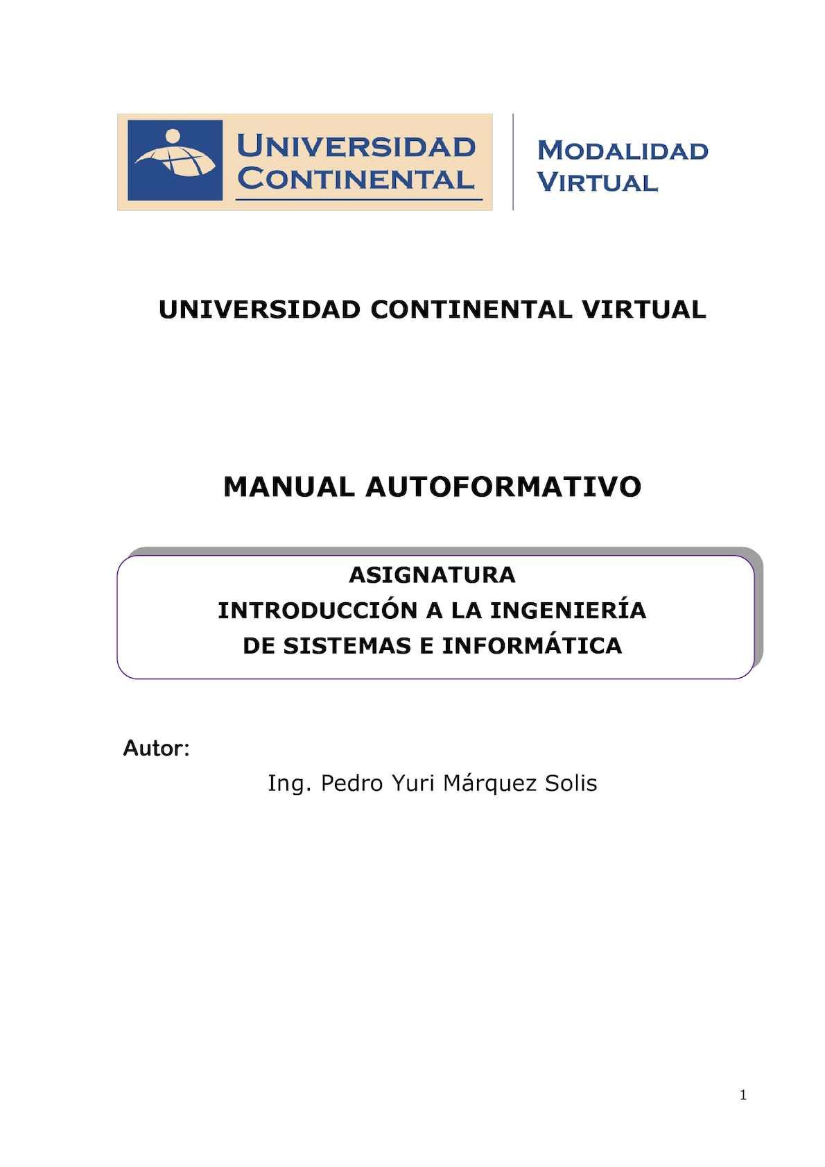 Calaméo - Uc0512 Introduccion A Ingenieria De Sistemas E Inforrmatica V1