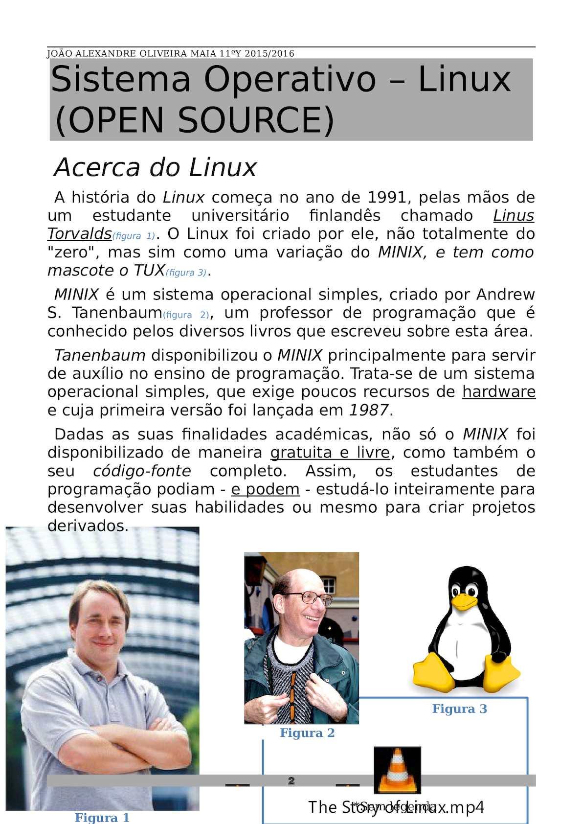 download linux sistema operativo