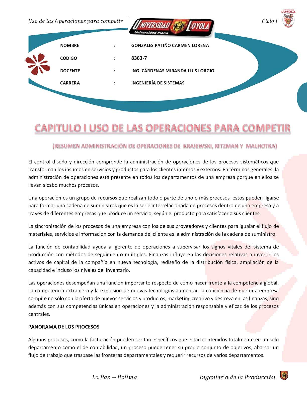 Calaméo - Resumen Uso De Las Operaciones Para Competir