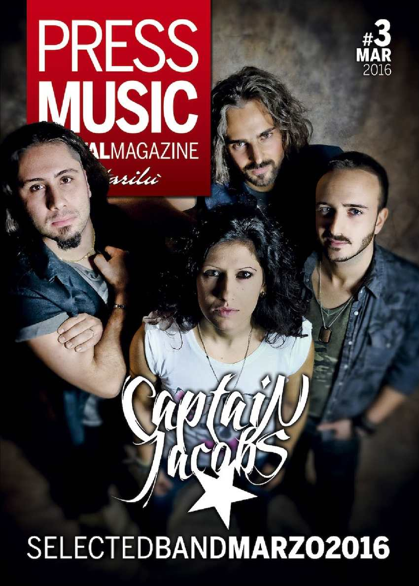 Digital Press Music #3   Marzo 2016