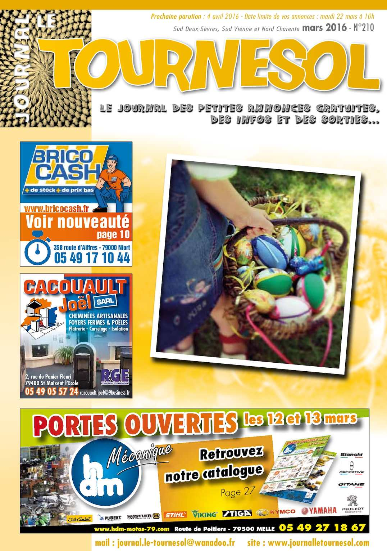 Calaméo - Journal Le Tournesol Mars 2016 663de4d690c3