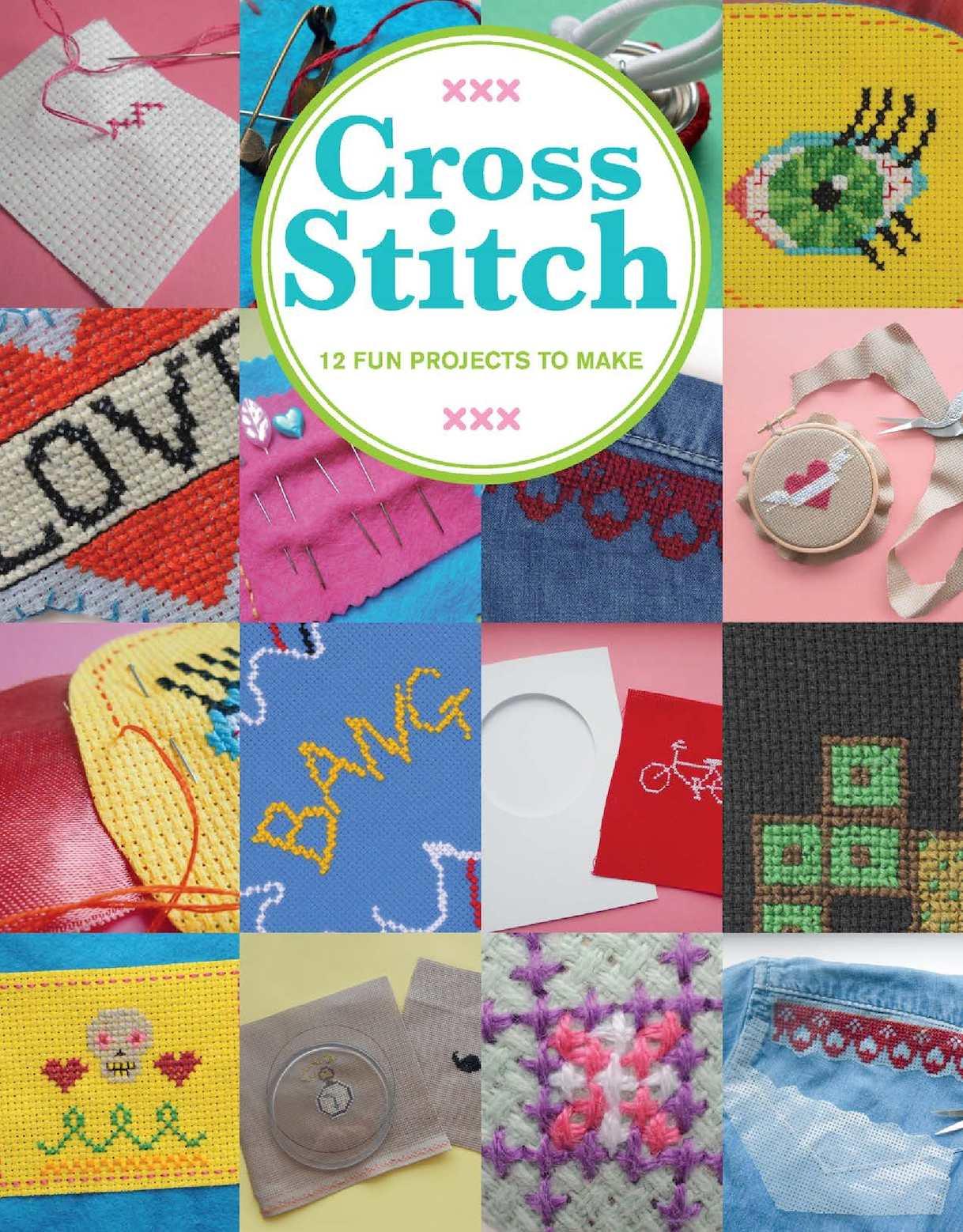 GM0236 Cross Stitch