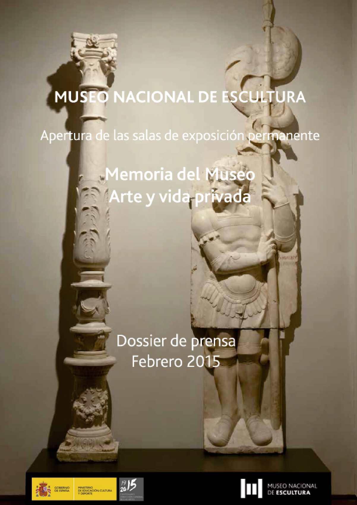 Dossier apertura de nuevas salas temáticas del Museo