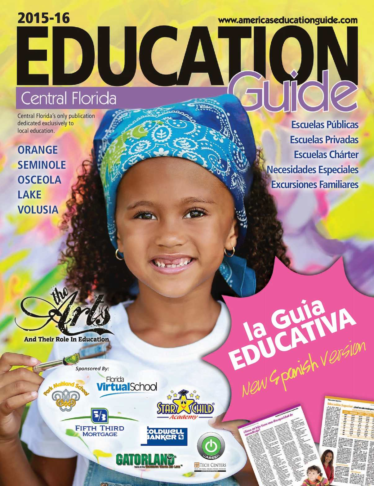 Calamo 2015 16 central florida education guide spanish edition fandeluxe Gallery