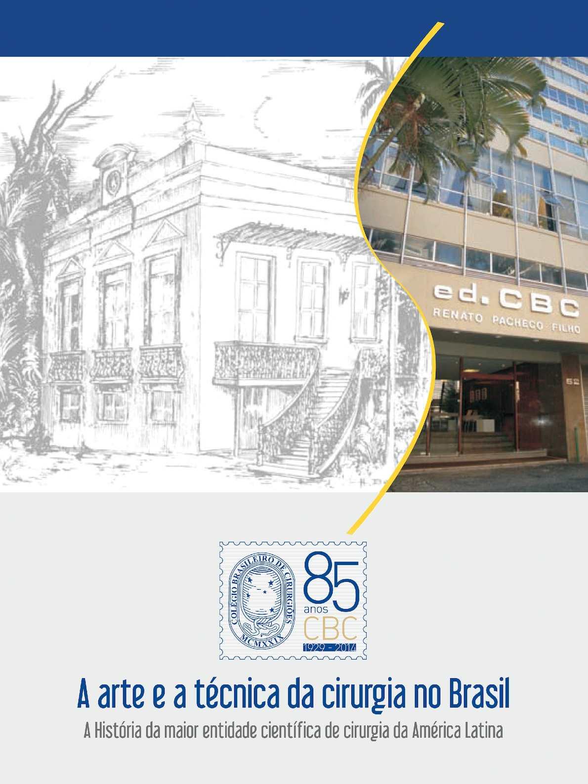Livro Historico Do CBC