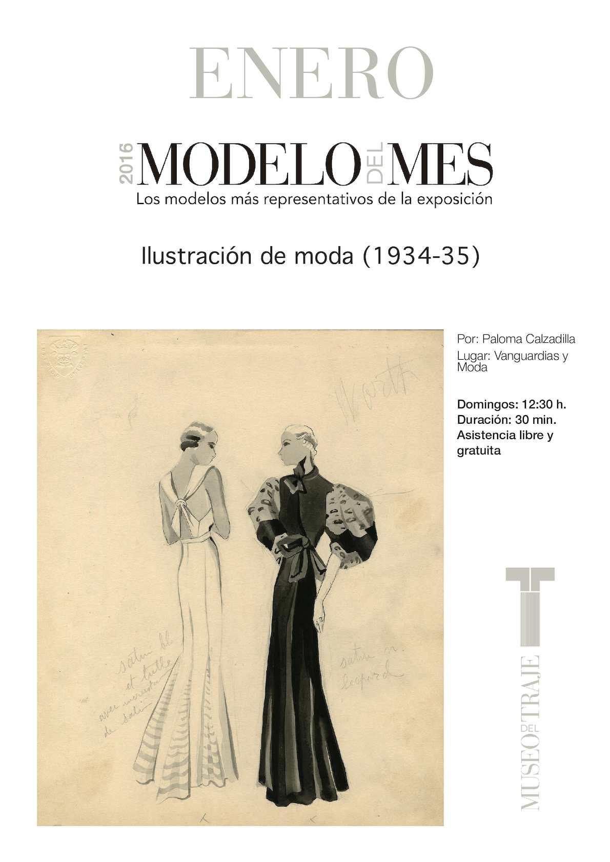 Calaméo - Ilustración de moda (1934-35)