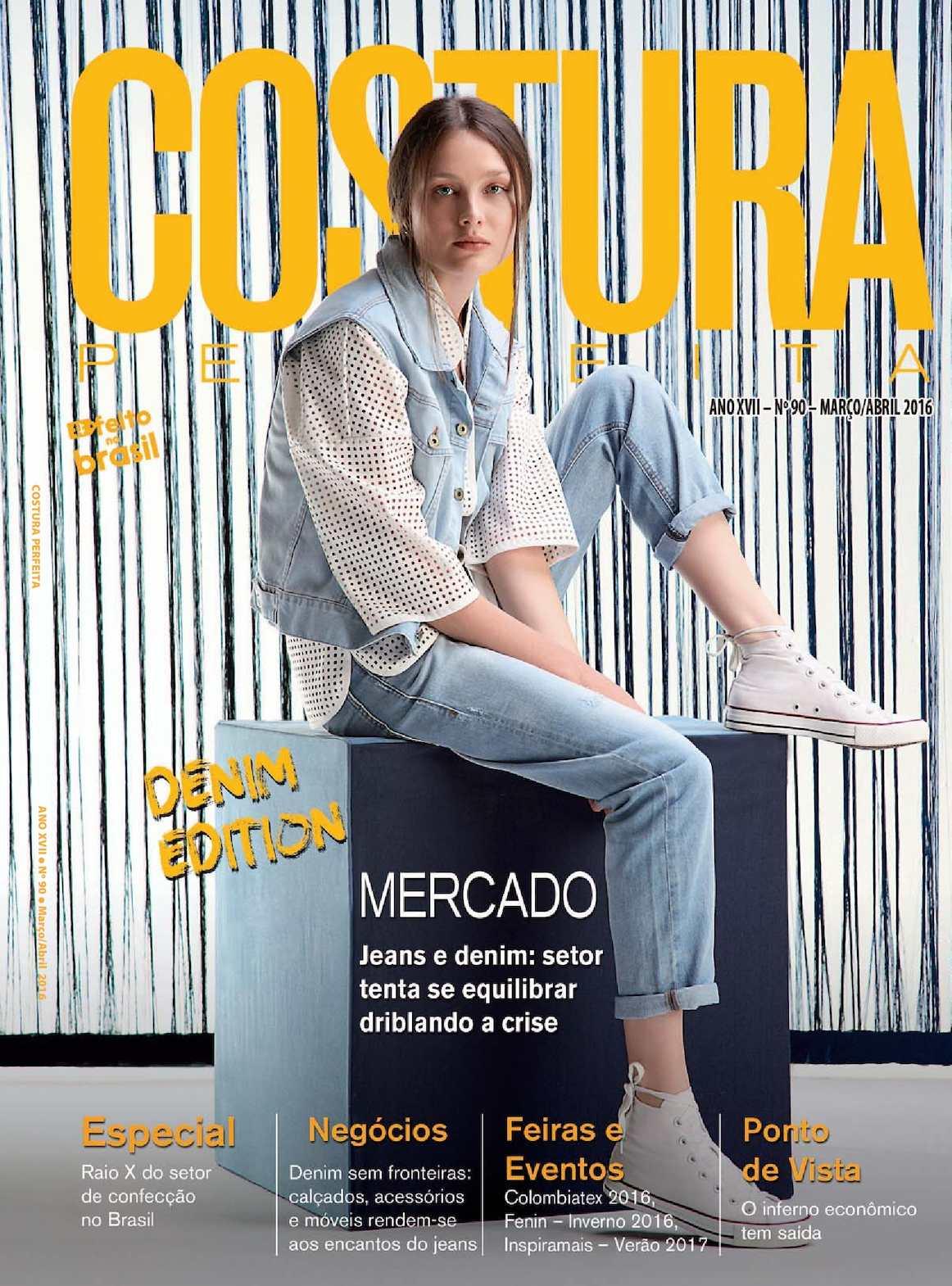 1d0fa30e0b Calaméo - Revista Costura Perfeita Edição Ano XVII - N90 - Março-Abril 2016