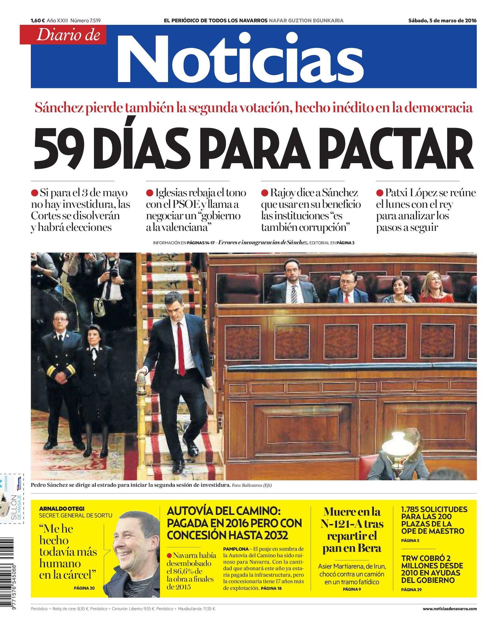 Calaméo - Diario de Noticias 20160305