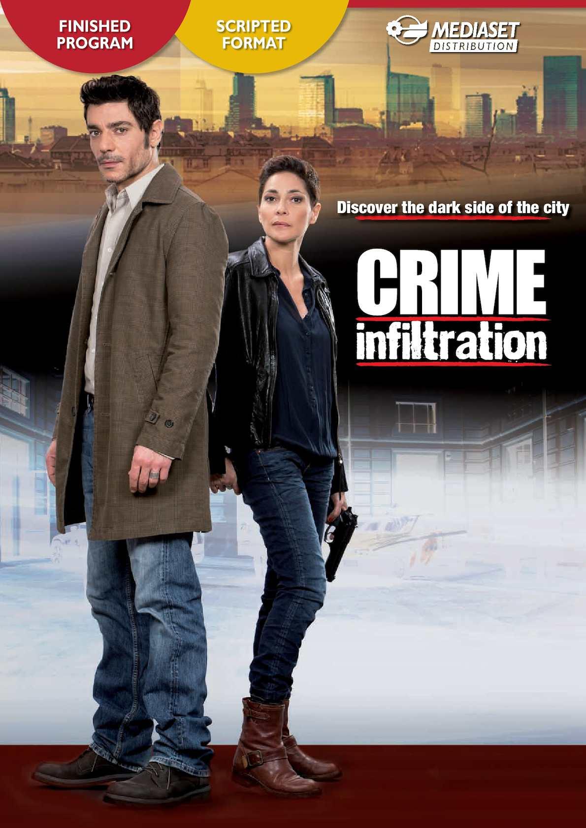 Br Crime Infiltration
