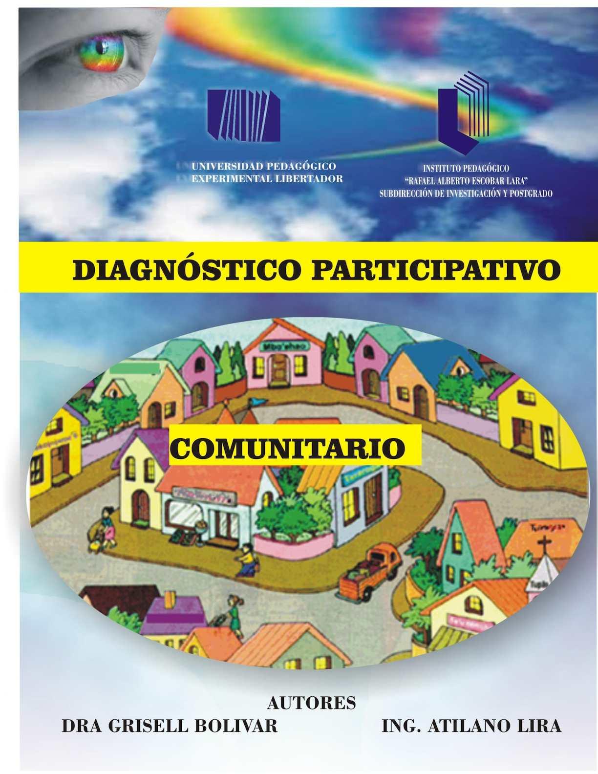Diagnóstico De La Comunidad (2015)