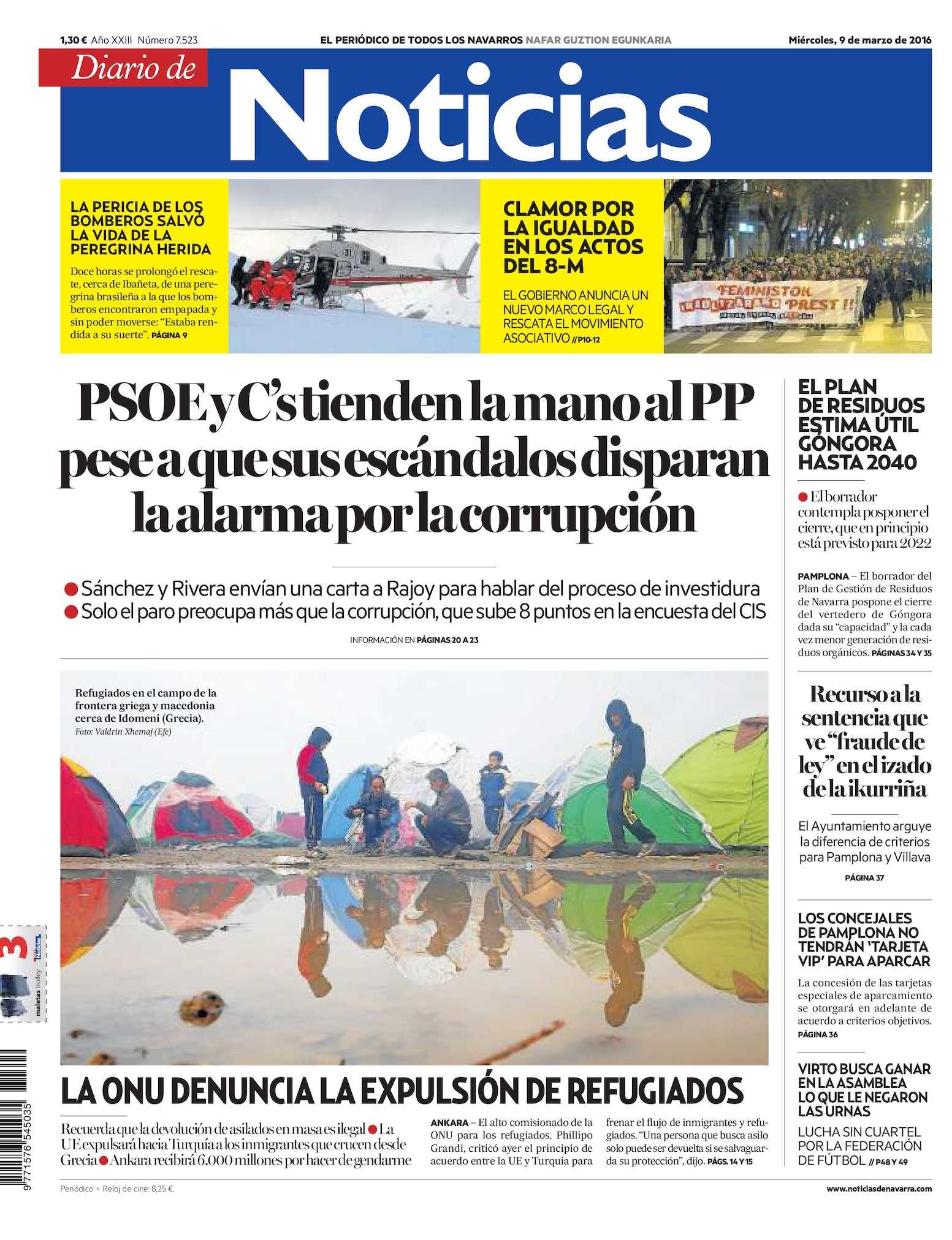 Calaméo - Diario de Noticias 20160309