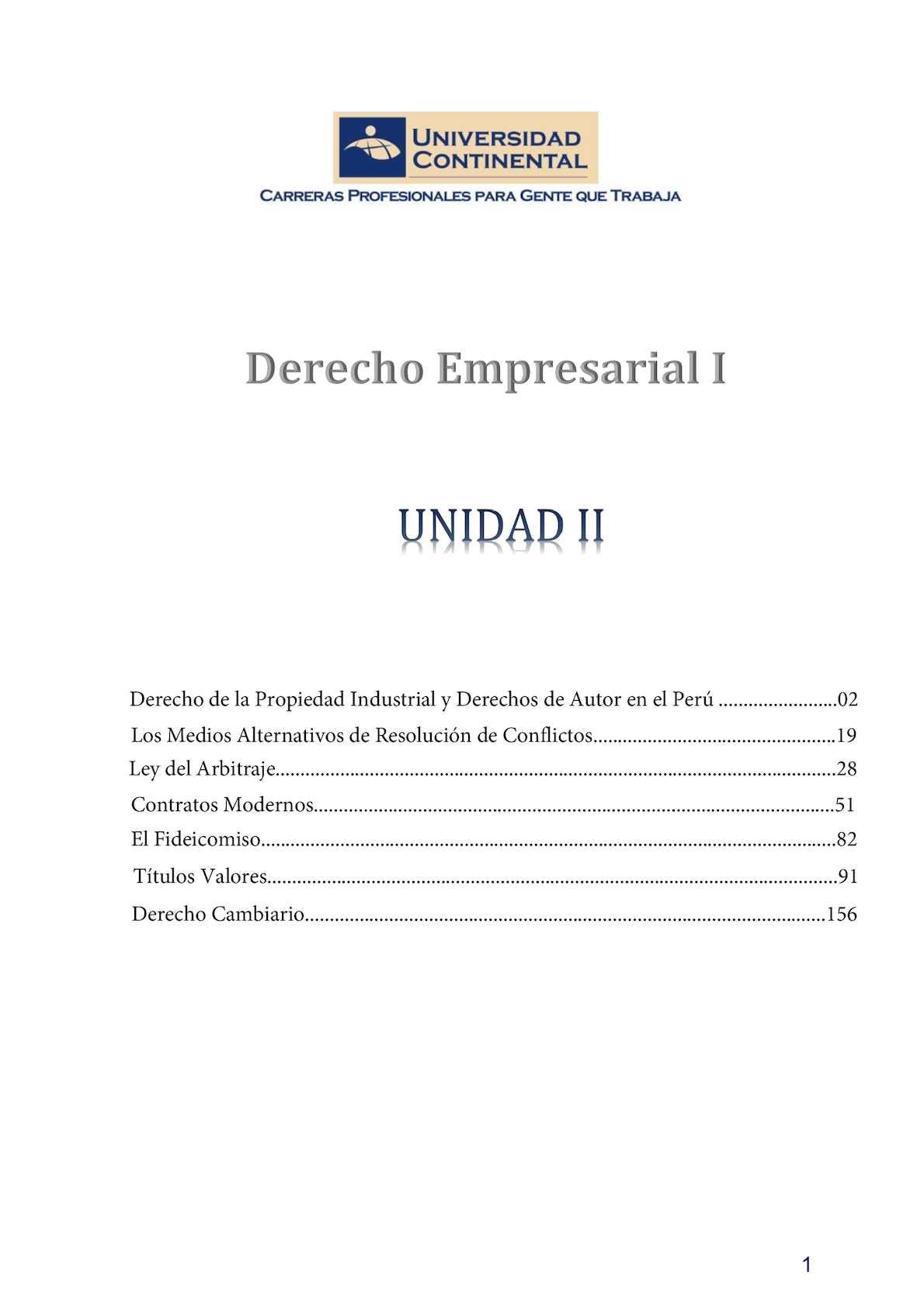 Calaméo - 2 TEXTO DE DERECHO EMPRESARIAL I