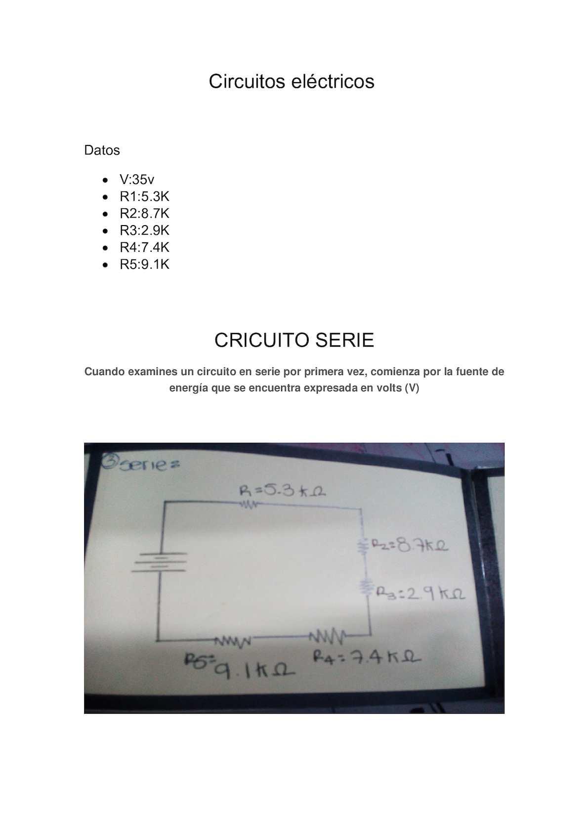Circuito Hidraulico Mixto : Calaméo circuitos eléctricos