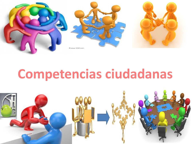 Las Competencias Ciudadanas