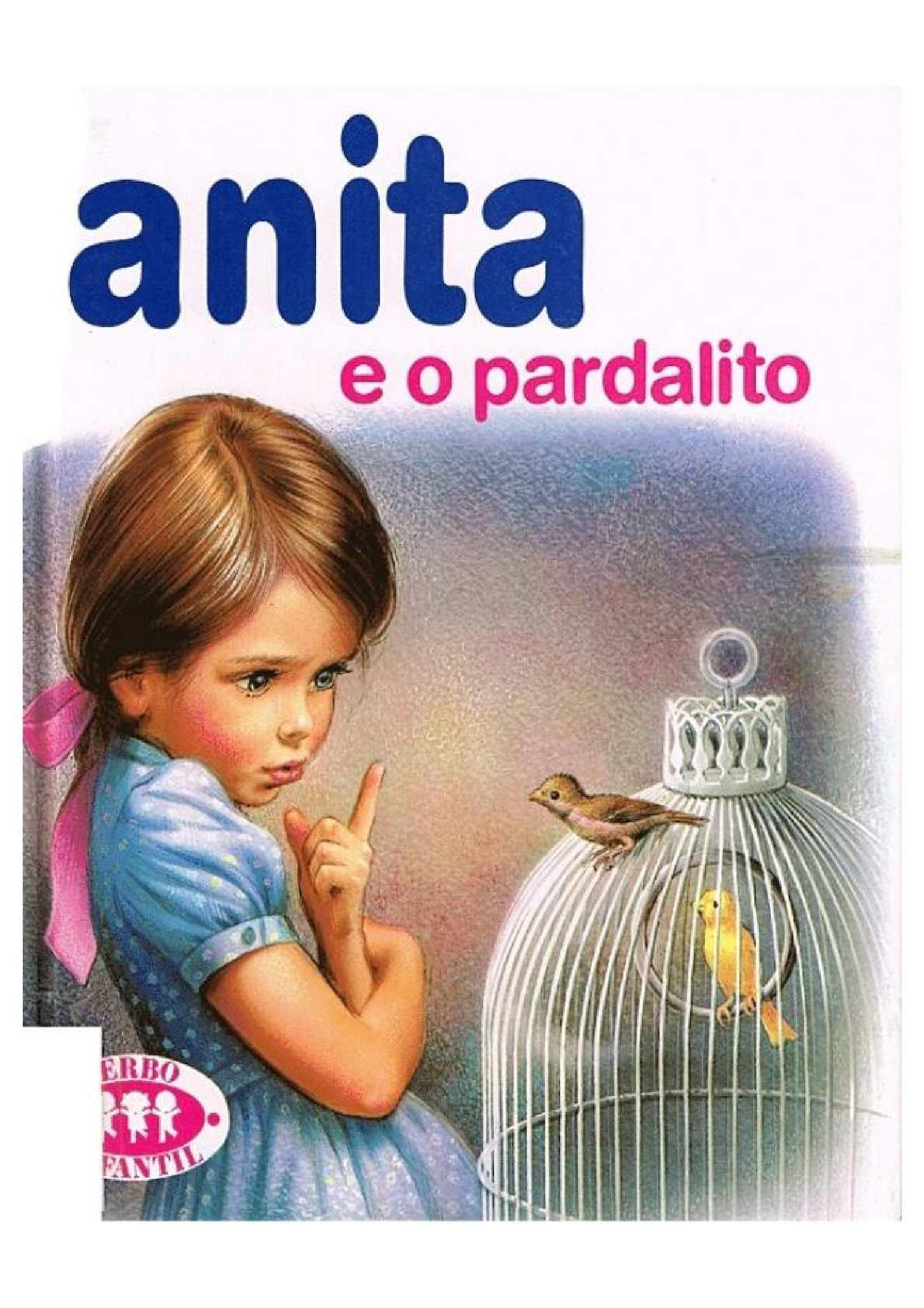 Anita E O Pardalito