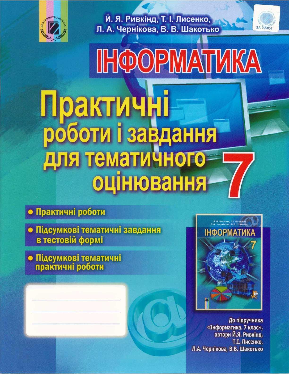 Zoshut Inf 7 Kl Prakt Temat Ruvkind 15 16 Z
