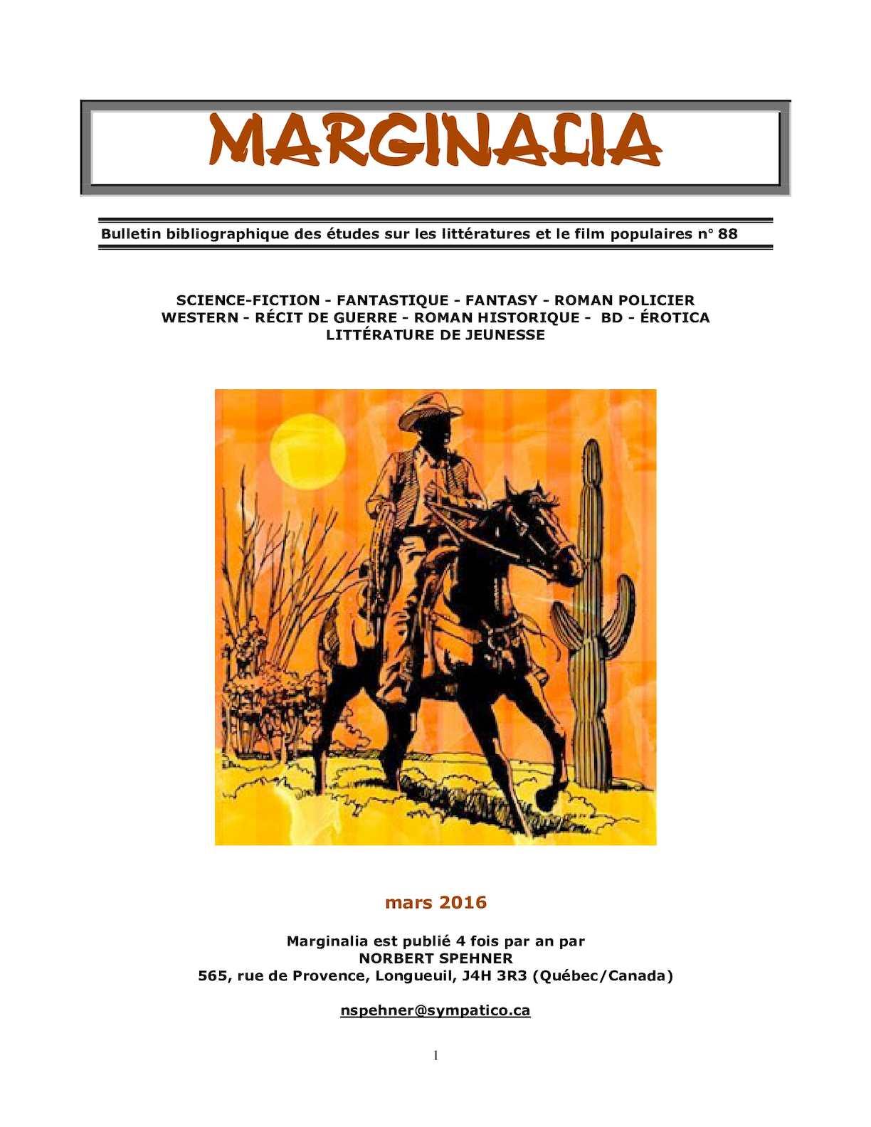 Calaméo - Marginalia 88