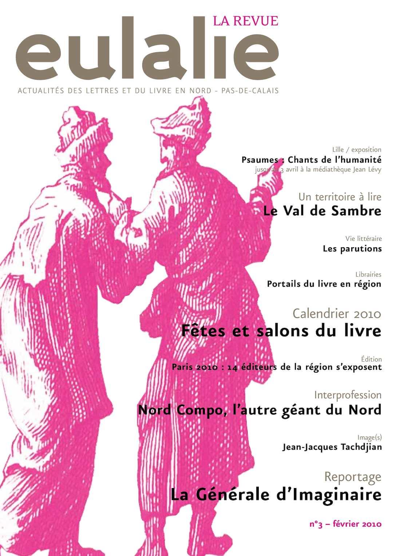 Calaméo - Eulalie n°3 - février 2010 52c60764ca40