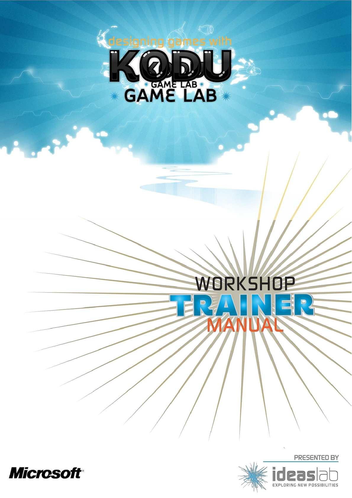 Calaméo - Kodu Game Lab Manual Del Entrenador