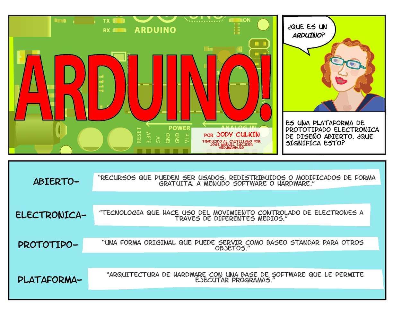 Arduino Comic
