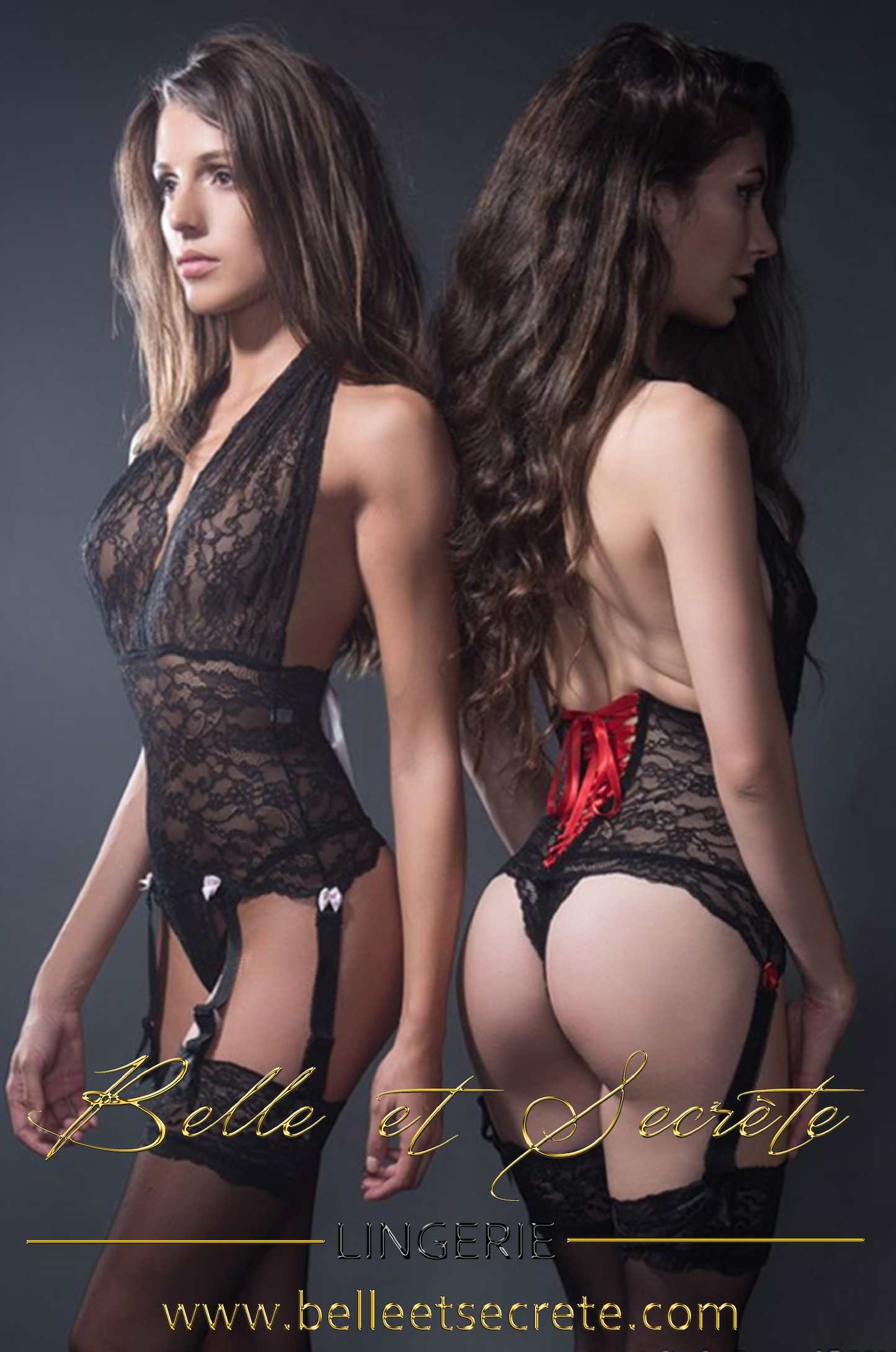 Belle et Secrète Lingerie - Body Folies By Renaud