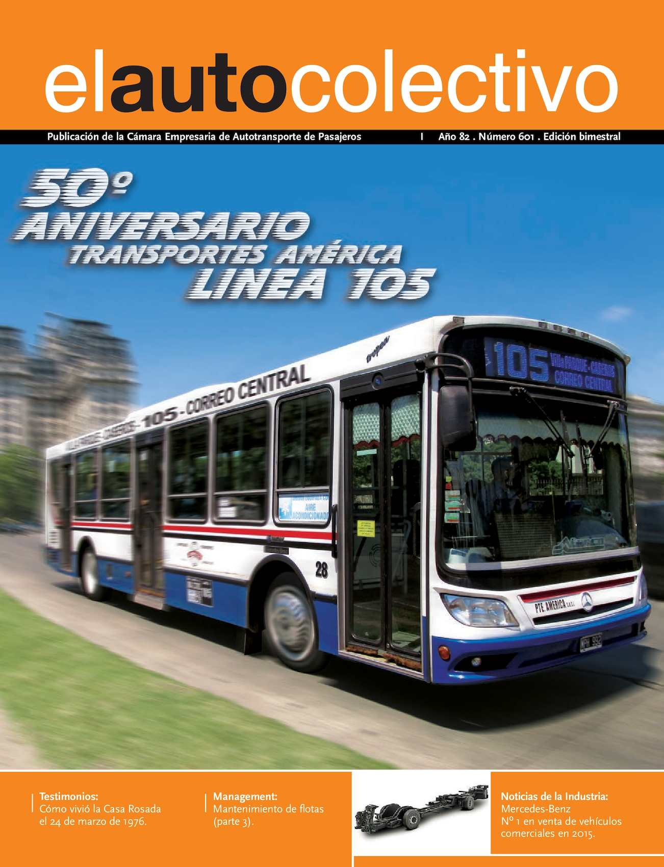 Calaméo - El AutoColectivo 601