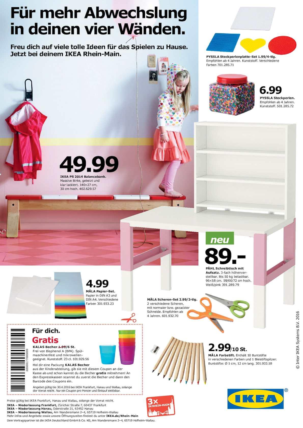 lokal rhein main gebiet ikea kalas becher. Black Bedroom Furniture Sets. Home Design Ideas