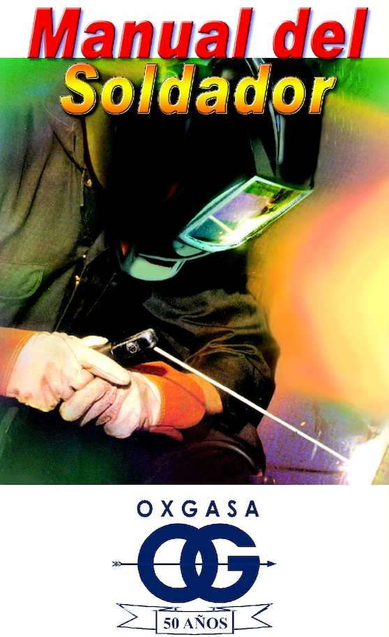 Manual del Soldador; Oxgasa
