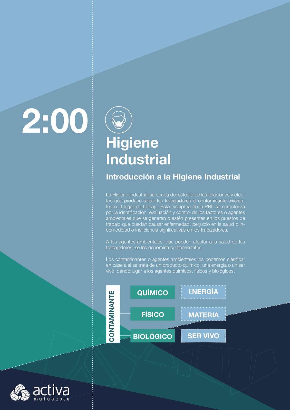 Ficha Higiene Industrial ESP