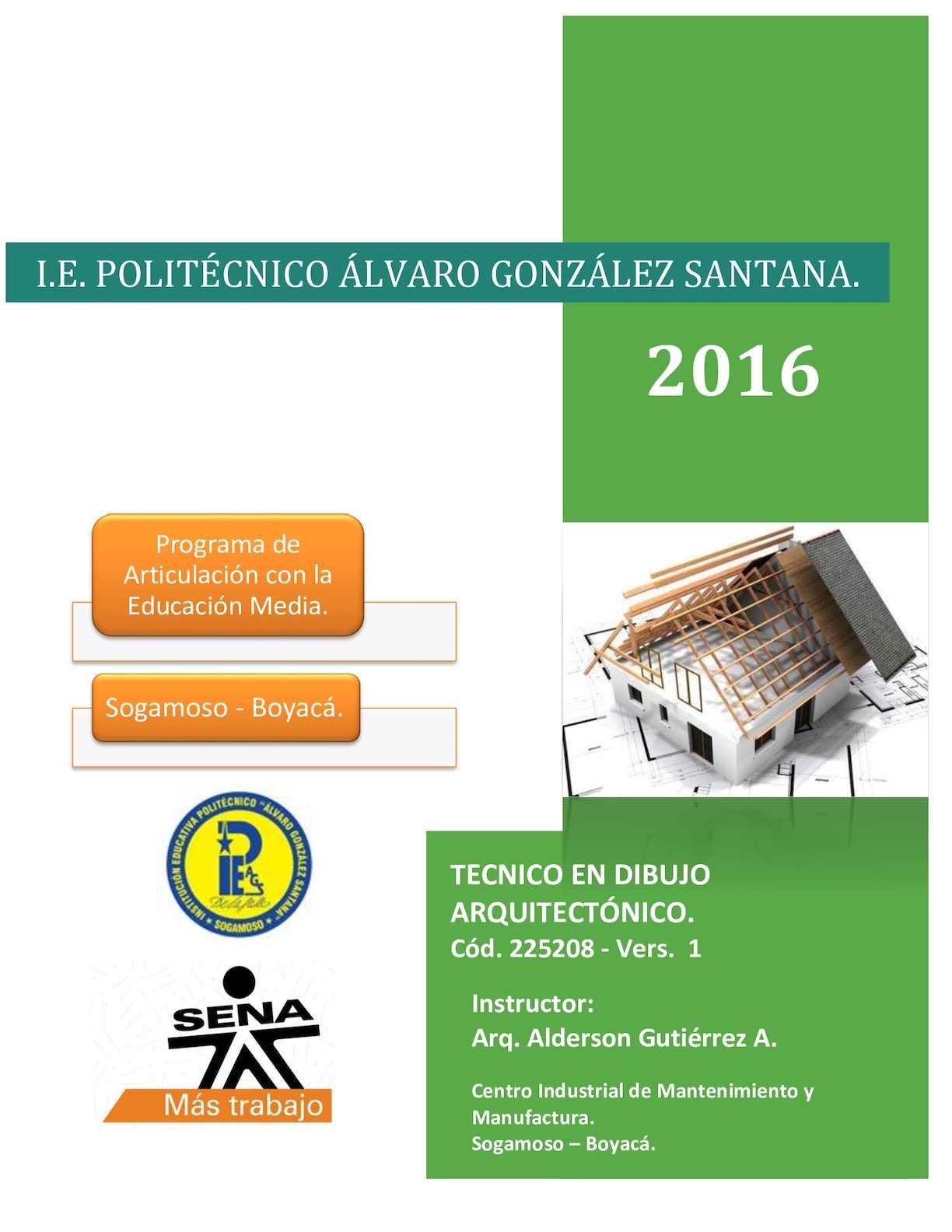 Portafolio Instructor Sena. Ficha 1136034.Alderson Gutierrez