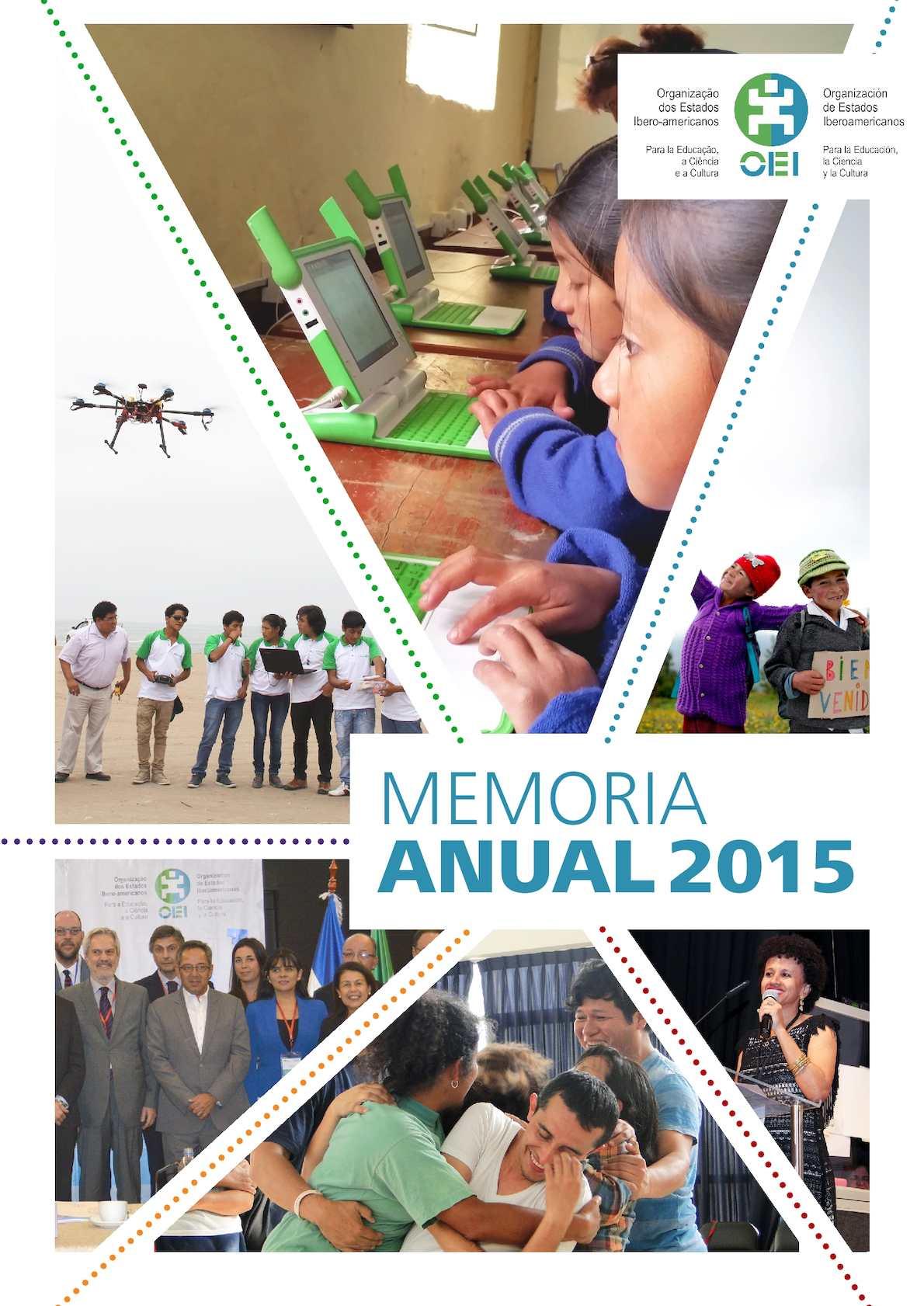 Memoria OEI 2015