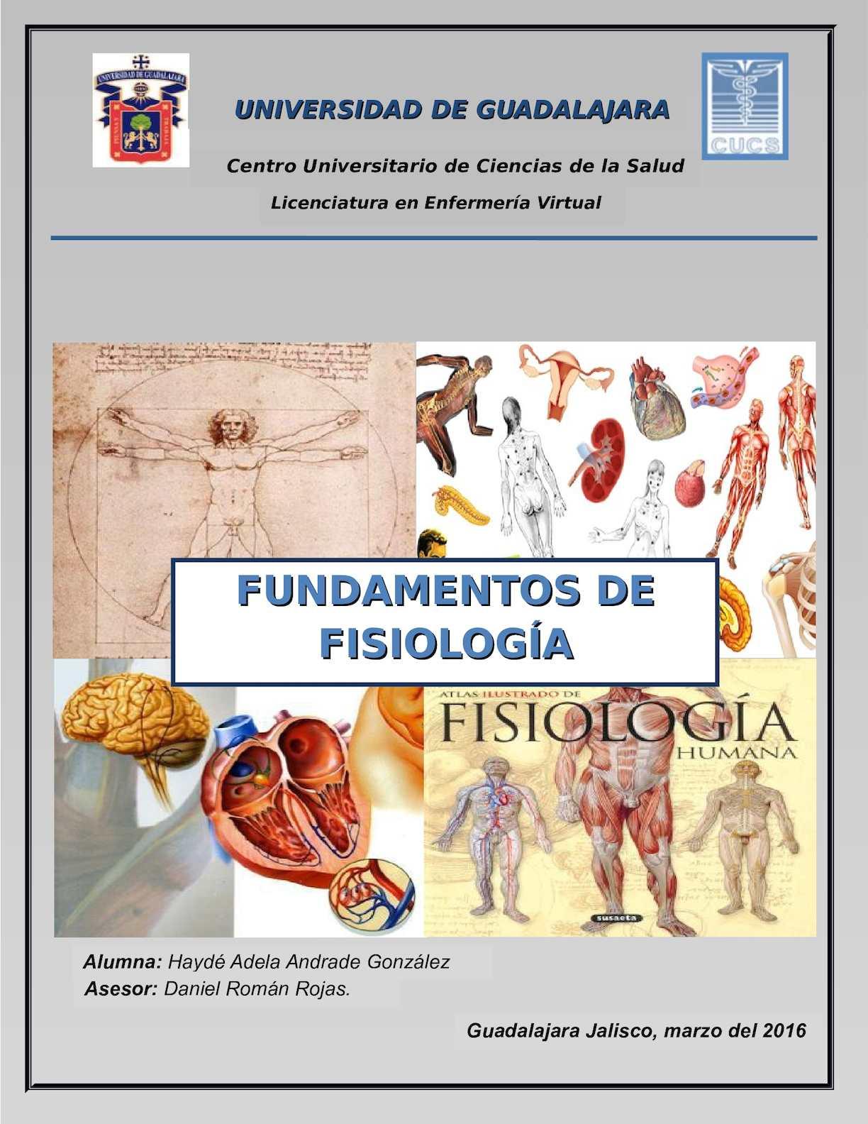 Calaméo - Fundamentos de Fisiología