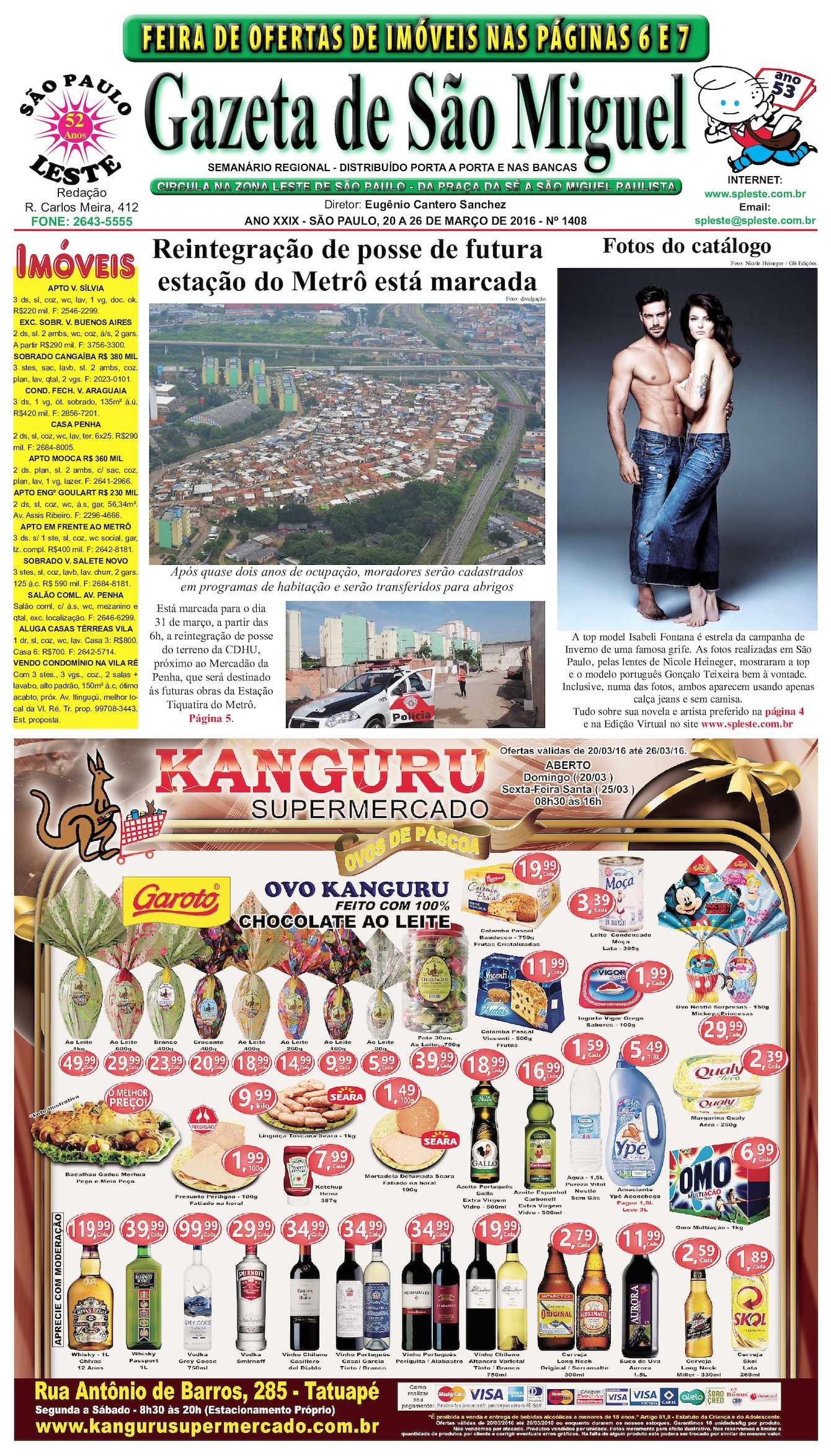 Calaméo - Gazeta de São Miguel - edição 1408 - 20 a 26.03.16 7adf353c94