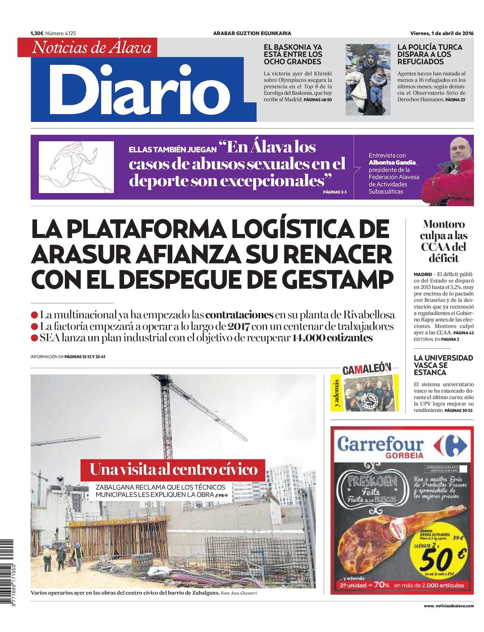 Calaméo - Diario de Noticias de Álava 20160401