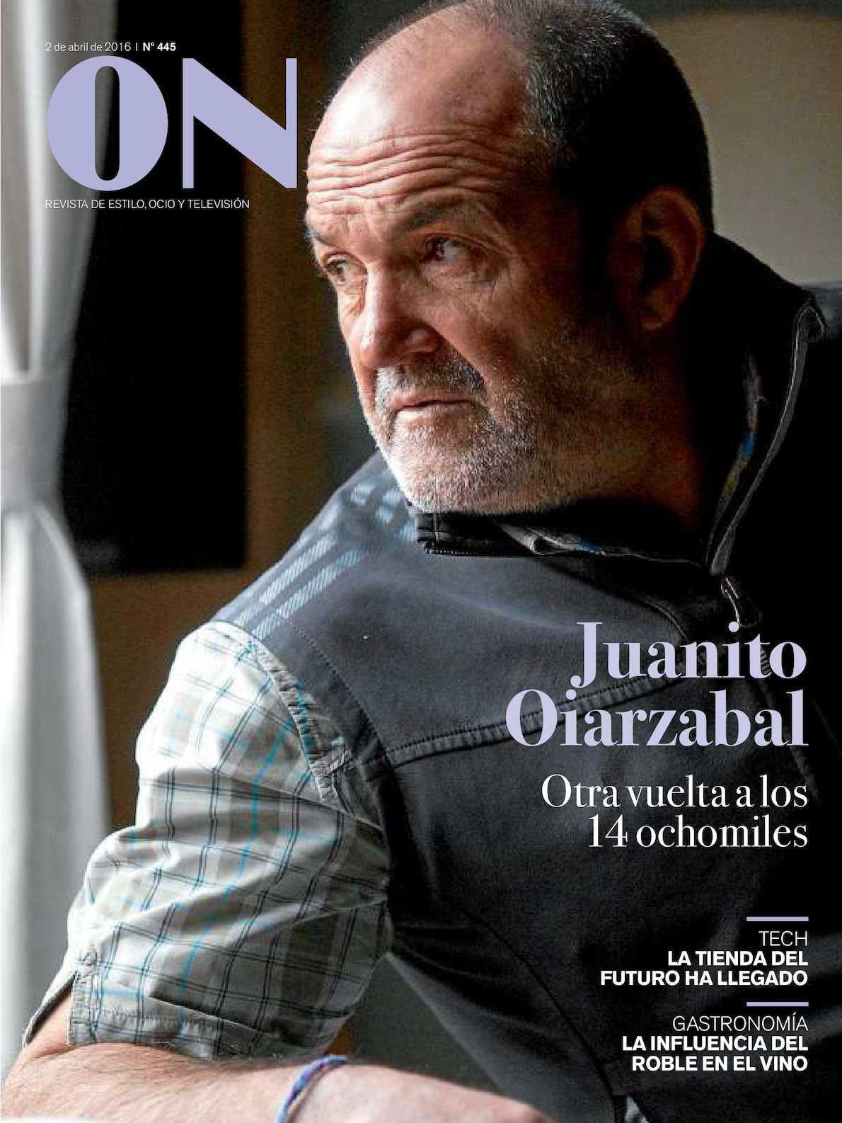 ON Revista de Ocio y Estilo 20160402