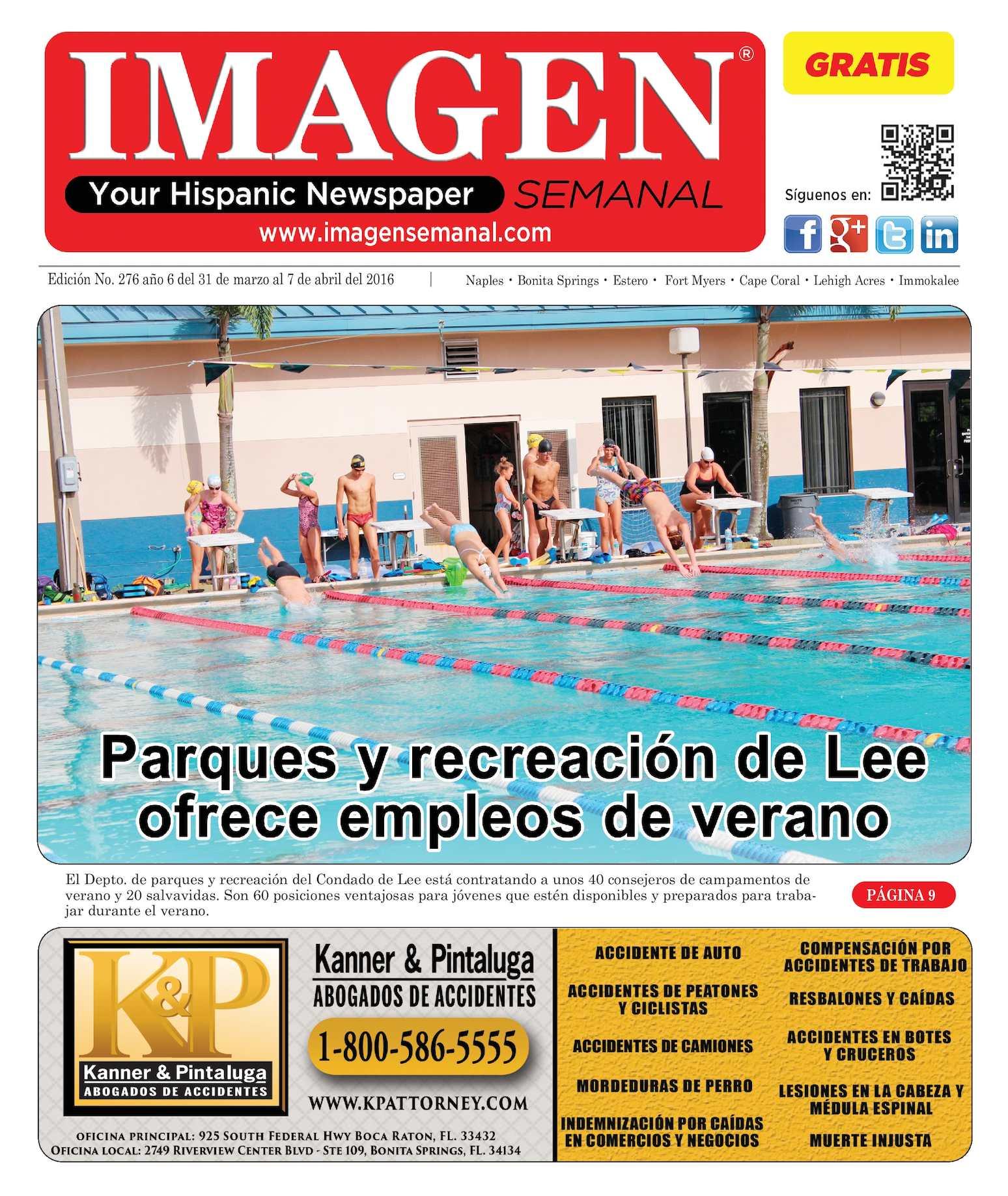 Calaméo - Imagen Newspaper Edicion # 276