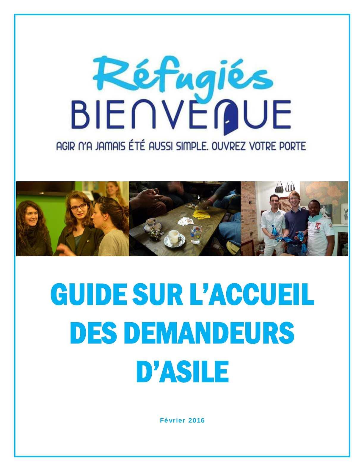 Calameo Guide Sur L Accueil Des Demandeurs D Asile